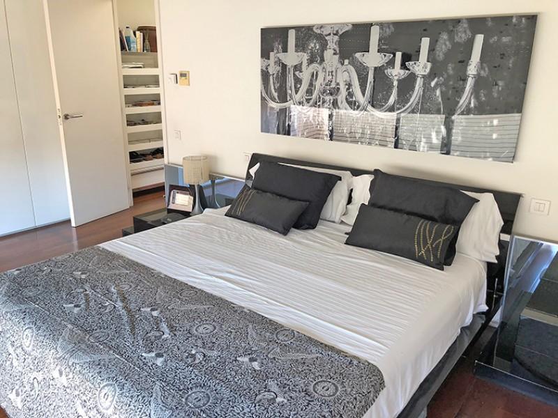 Bedroom 1 Master suite on the main floor